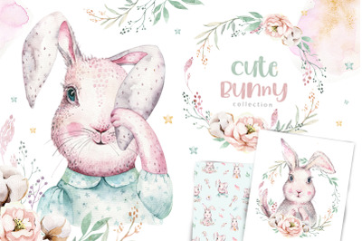 Cute bunnies collection!