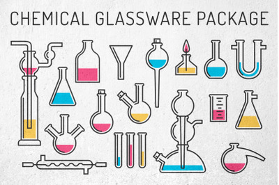 Chemical Glassware Package