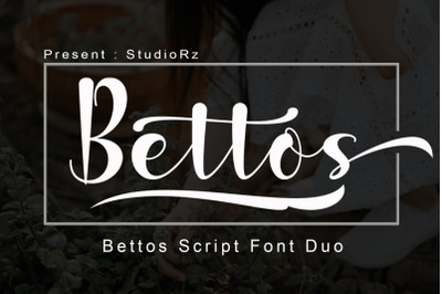 Bettos Font Duo