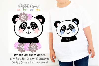 Panda designs