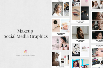 Makeup Instagram Stories
