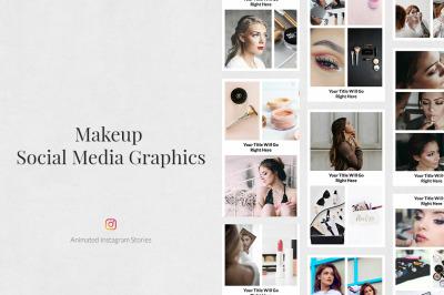 Makeup Animated Instagram Stories