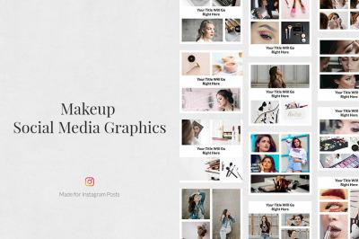 Makeup Instagram Posts