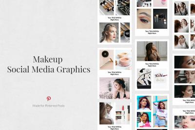 Makeup Pinterest Posts