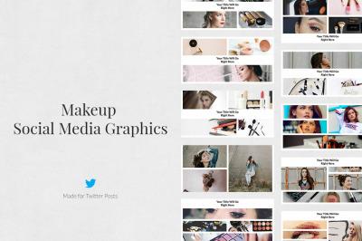 Makeup Twitter Posts
