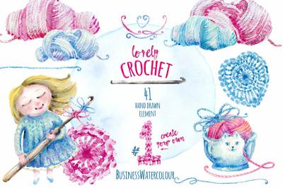 Lovely Crocheting I