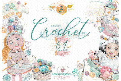 Lovely Crochet II