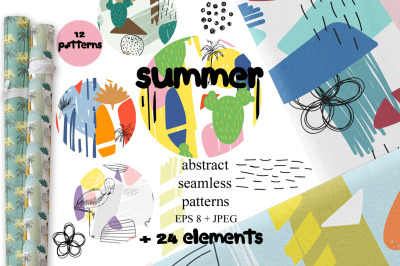 Summer patterns.