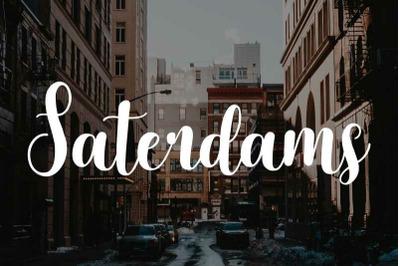 Saterdams