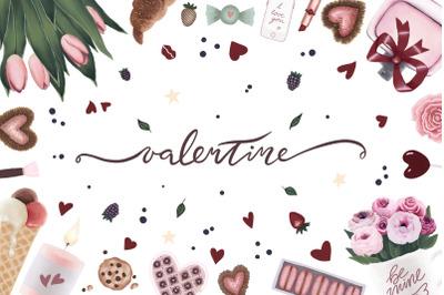 Romantic Valentine Collection