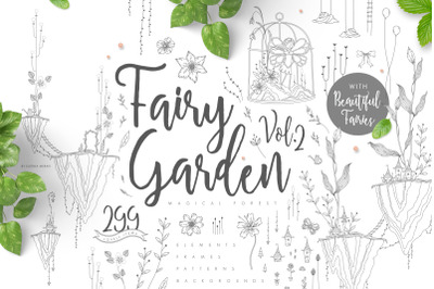 Fairy Garden - Magical Terrarium Kit