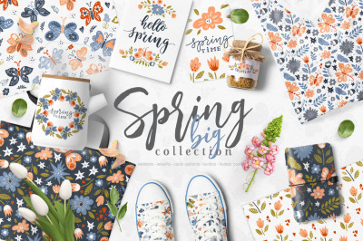 Spring - vector collection