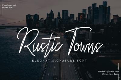 Rustic Towns Signature