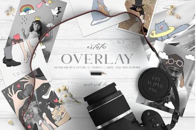 Artistic Funny Overlay + Bonus