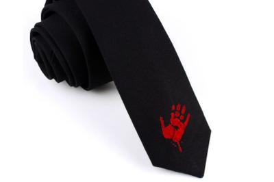 Mini Bloody Zombie Handprint | Embroidery