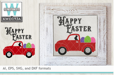 Easter Cutting File KWD193a