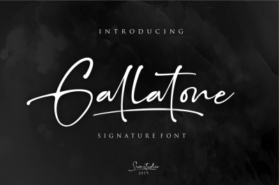 Gallatone - Classic Signature