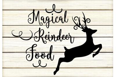 Reindeer quote