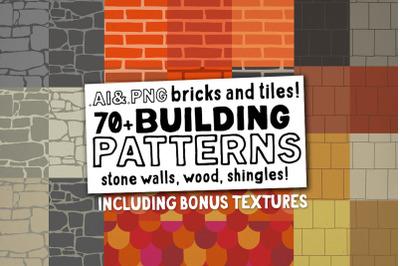 Building Patterns Bundle