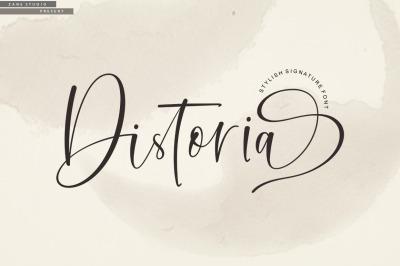 Distoria Signature Script