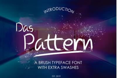 Das Pattern Font