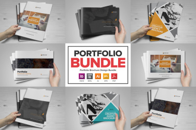 Portfolio Brochure Bundle
