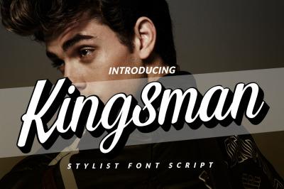 Kingsman Dual Style! (2 layered)