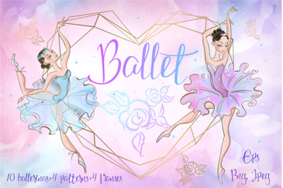 Ballet is my love!
