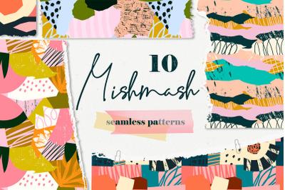 Mishmash patterns