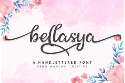 Bellisia - Romantic Font