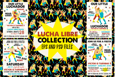 Lucha Libre Collection