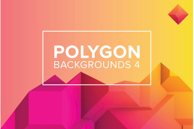 Polygon backgrounds 4