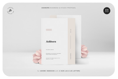 ASHBORN Business & Studio Proposal