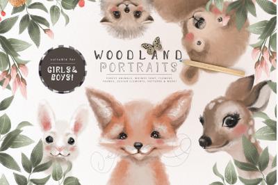 Woodland Portraits