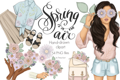 Spring Is In The Air Collection