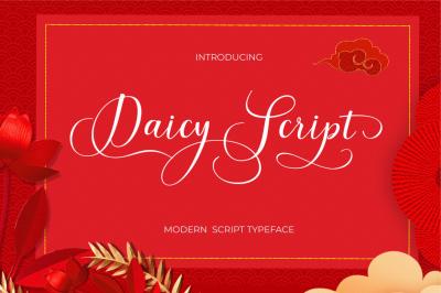Daicy Script