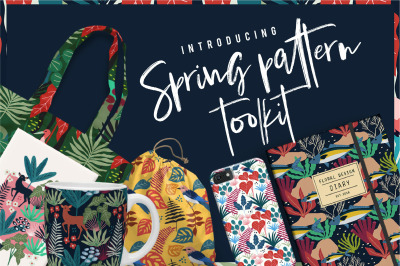 Spring Pattern Toolkit