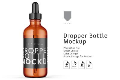 Dropper Bottle Mockup 9