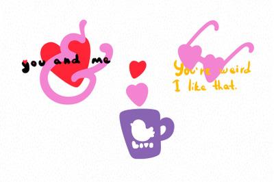 Valentine's Day Vector_07