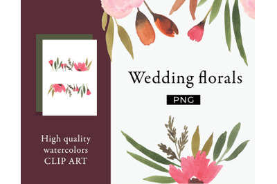Clipart wedding elements png