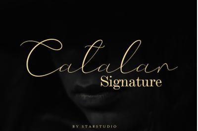Catalan Signature