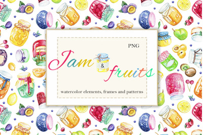 Jams & fruits
