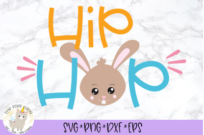 Hip Hop SVG For Easter