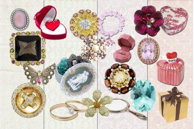Jewelry Clipart