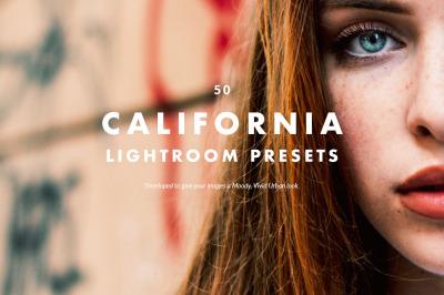 California Lightroom Presets