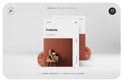 FREDONIA Home Decor Catalog