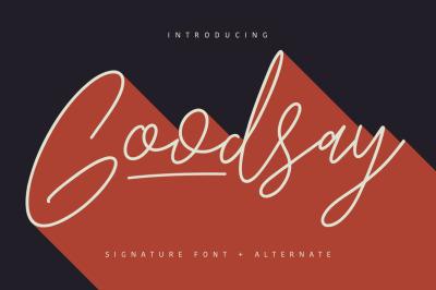 Goodsay Signature