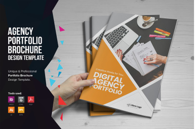 Digital Agency Portfolio Brochure v1