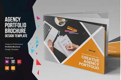 Digital Agency Portfolio Brochure v2
