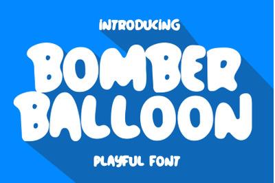 Bomber Balloon